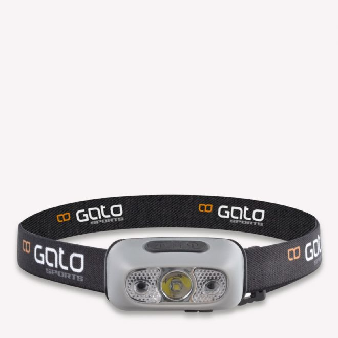 GATO USB HEAD TORCH